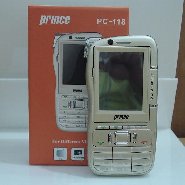 PRINCE PC-118