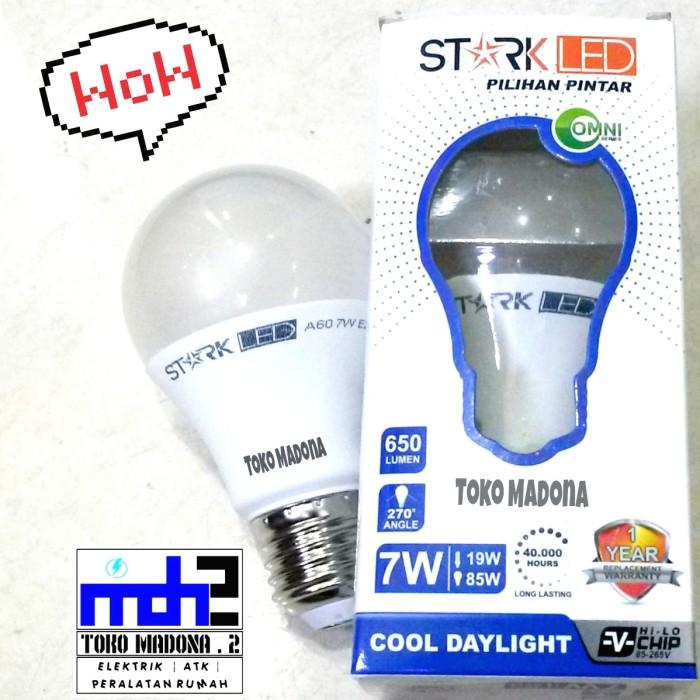 Lampu stark led omni 7 watt | cool daylight [cdl] - putih ...