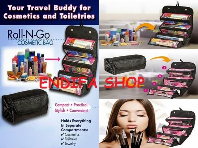 5d632d5f49e9 Jual Tas Make Up / Tas Kosmetik / Cosmetic Bag - Kota Bekasi - Endifa Shop  | Tokopedia