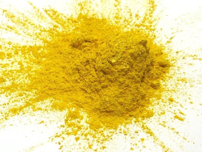 Pewarna Bubuk Oil / Minyak Tartazine Kuning C.I. 19140 (100 gram)