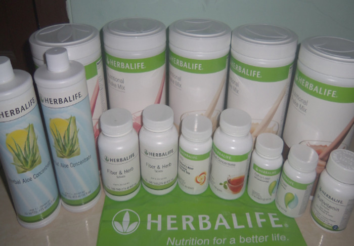 Jual Herbalife Paket Diet 1 Bulan Paling Cepat Plus Paket Ultimate