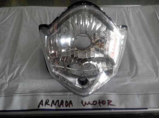 harga Reflektor / batok kaca lampu depan n vixion facelift ori yamaha Tokopedia.com