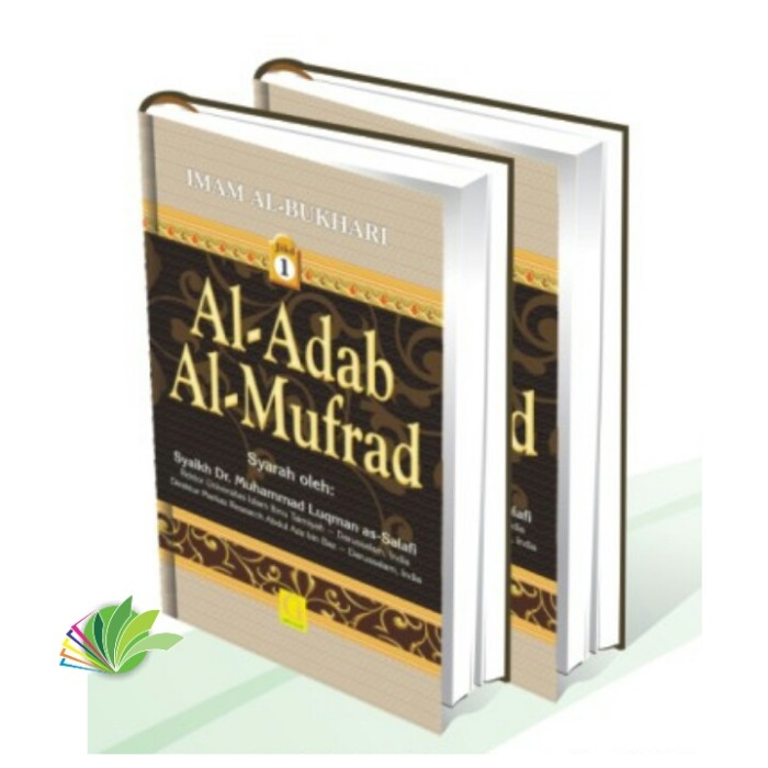 harga Syarah al-adab al-mufrad 2 jilid Tokopedia.com