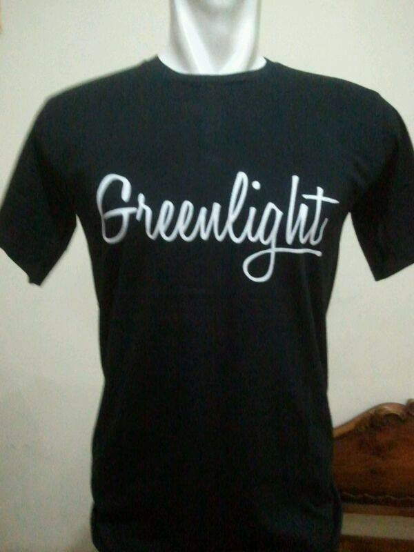 Kaos / Tshirt Distro Greenlight