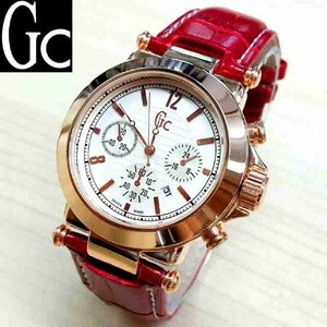 harga Jam tangan wanita guess collection / gc leather red Tokopedia.com .