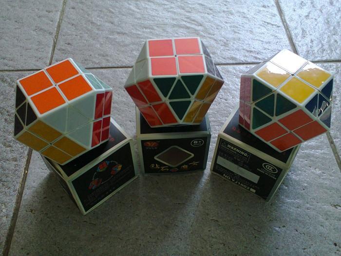Rubik Rainbow YongJun YJ1002