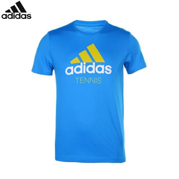 harga Tshirt/t Shirt/kaos Adidas Tenis Tokopedia.com