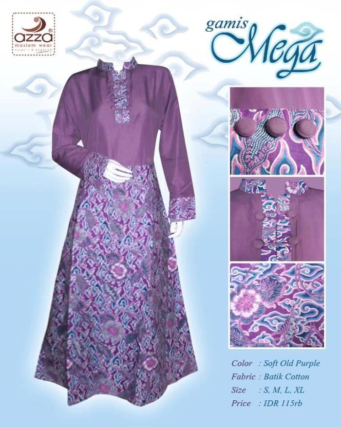 Jual Gamis Mega Gamis Batik Mega Mendung Gamis Dress Batik Syar