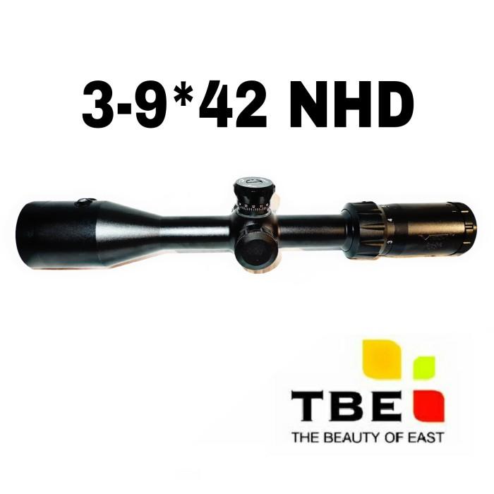 harga Teleskop senapan 3-9x 42 nhd telescope teropong pemburu bushnell tbe Tokopedia.com