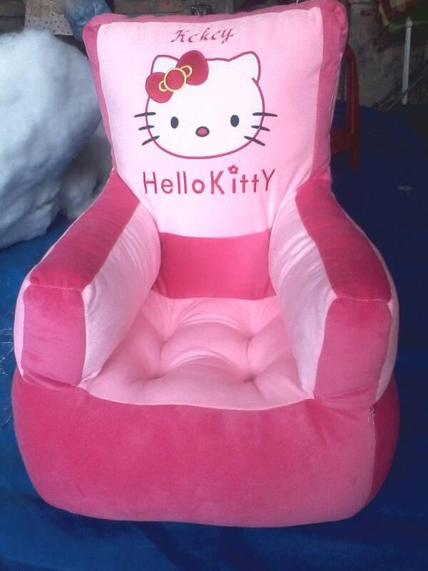 harga Sofa kotak karakter hello kitty. Tokopedia.com