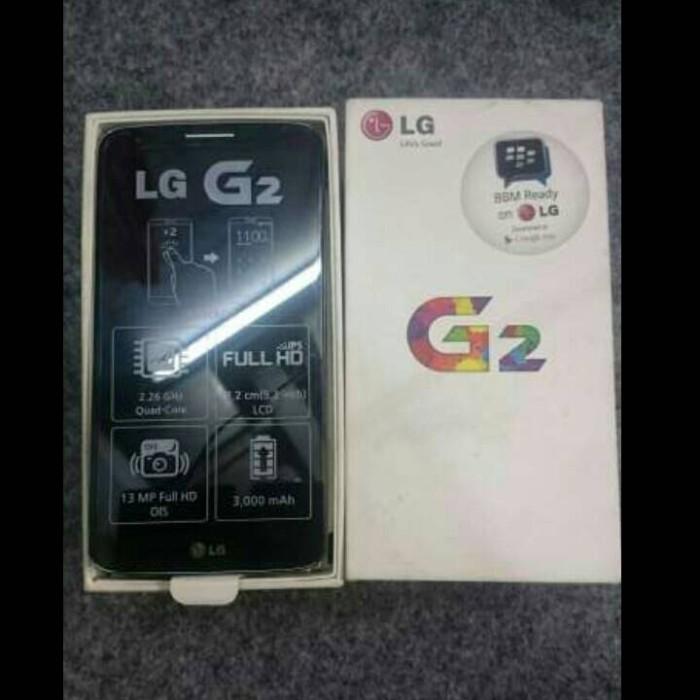 Jual Hp Handphone Lg G2 Fullset Mulus Garansi Panjang Kota