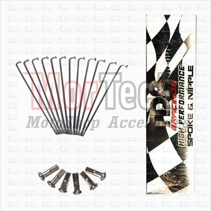 harga Ruji / jari - jari tdr belakang rim 14 xeon chrome 89 Tokopedia.com