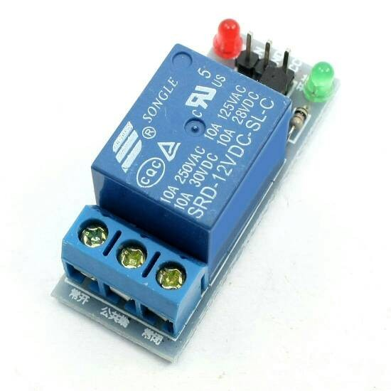 Foto Produk Relay Module 1 Chanel for Arduino dari DA Electronics
