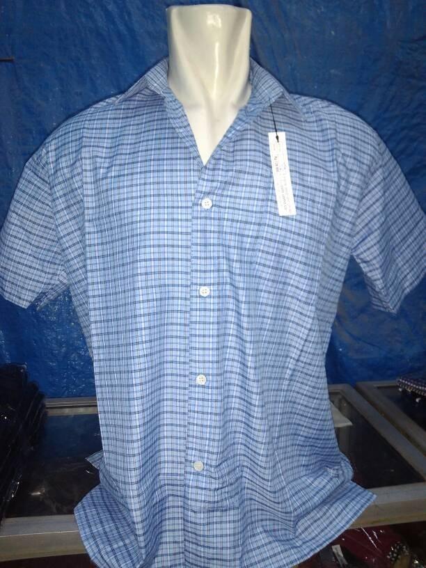 Foto Produk kemeja katun pria size L dari tokosaudara