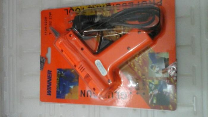 harga Glue gun/tembakan lem winner tl-9202-25w Tokopedia.com