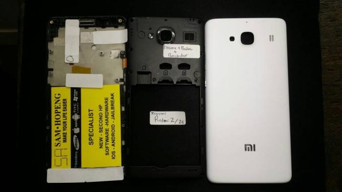 best cheap 5cd8f a7507 Jual XiaoMi RedMi 2 / 2S Full set Chasing / Backdoor / Frame / Case - DKI  Jakarta - Hopeng Separepart | Tokopedia