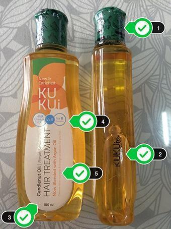jual minyak kemiri kukui original - pusatherbalbandung | tokopedia Gambar Minyak Kemiri Di Indomaret