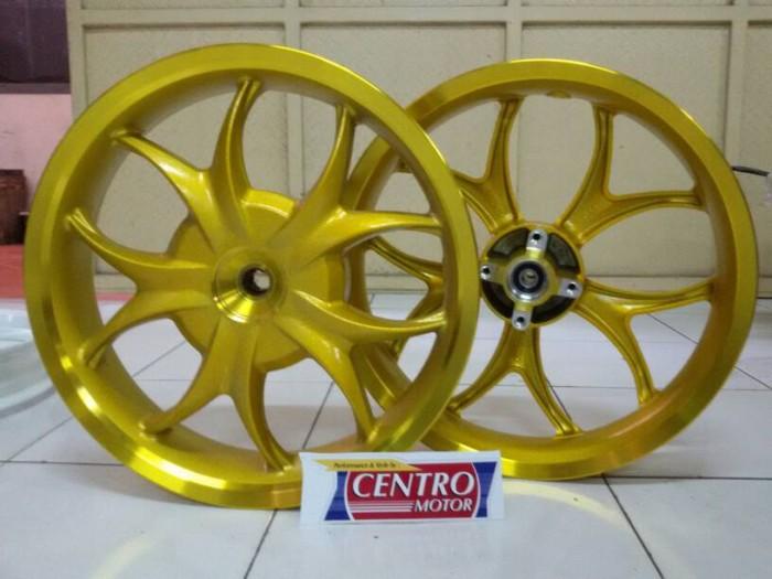 Jual Velg Delkevic Gold Vario 125 150 F1 Centro Motor Tokopedia