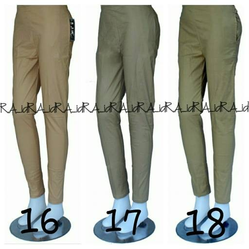 harga Cotton stretch pants 3r - size std (m-l) Tokopedia.com
