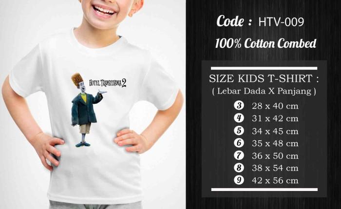 Jual Kaos Anak Karakter Hotel Transylvania - HTV-009 - Kota Kediri - Gerai  Grosir Murah   Tokopedia