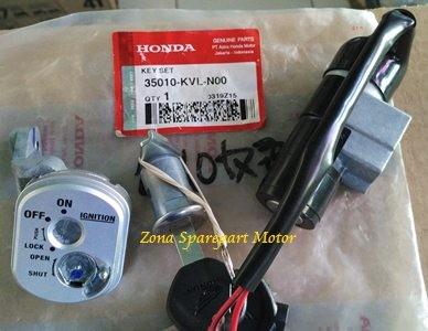 Jual Kunci Kontak Set AHM Supra X 125 - Zona Sparepart Motor  f1a62ccad9