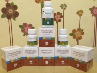 Foto Produk Paket 30 Hari Jumbo Plus Obat Peninggi Badan Tiens NHCP Zinc Spirulina dari Matras Tianshi