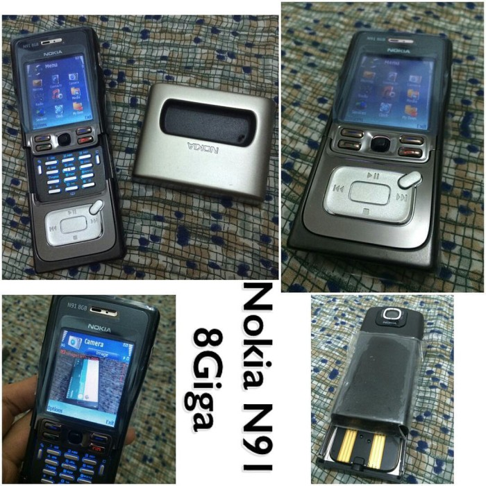 Foto Produk Nokia N91 8GB dari Wesi Aji