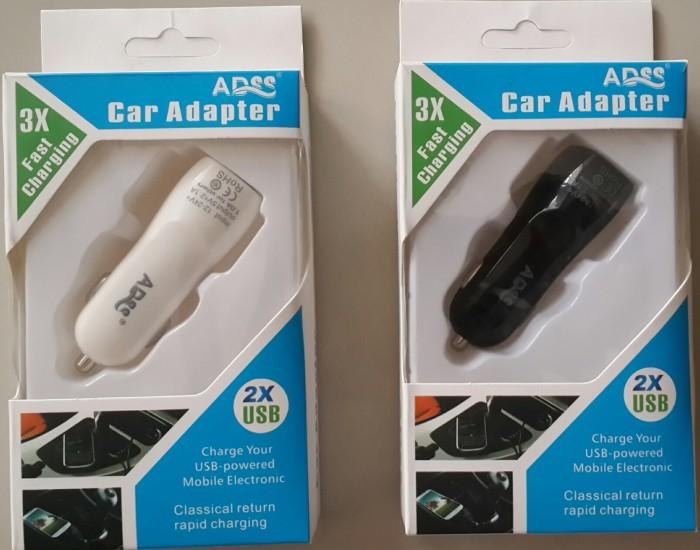 harga Car adapter / car charger Tokopedia.com