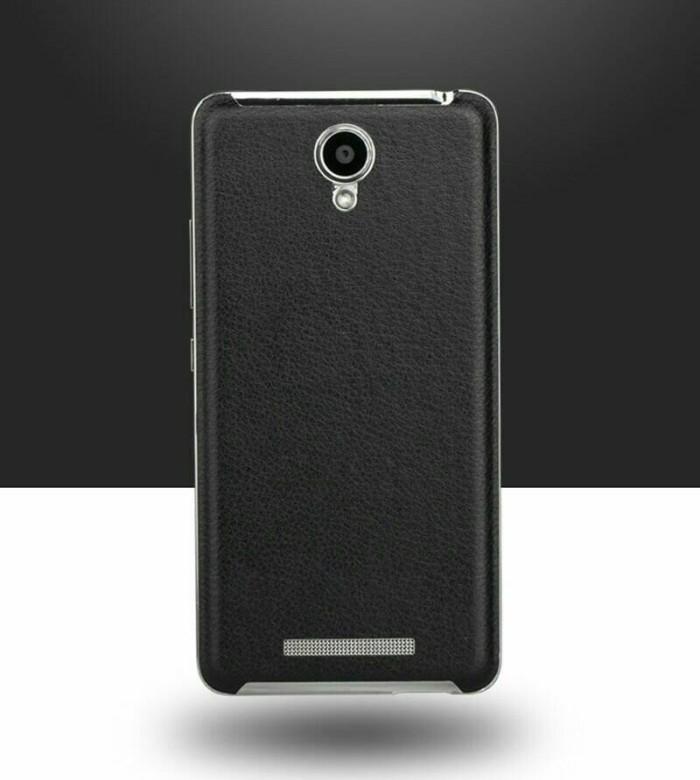 ... Hitam Daftar Harga Source Back Cover Backcase Leather Xiaomi Redmi Note 2 Prime Hardcase
