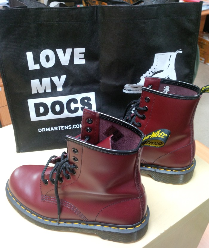 Jual DR. Martens Boot Original (ex. Docmart Grand Indonesia ... 38fa851fbb