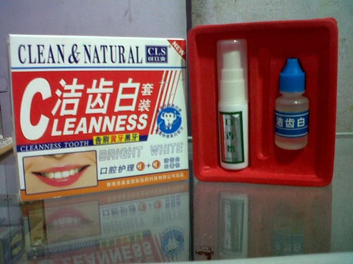 Jual Obat pemutih gigi (penghilang karang gigi) aman tanpa efek ... f570e69138