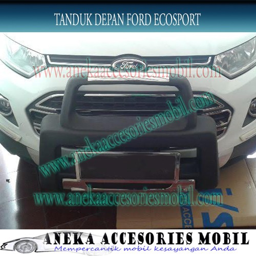 harga Tanduk depan/front bumper mobil ford ecosport Tokopedia.com