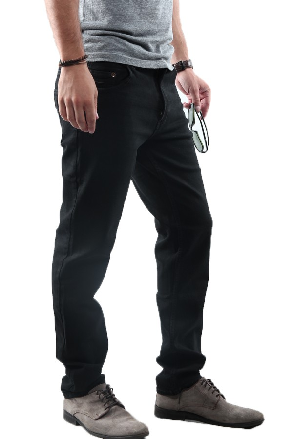 ... 2ndRED 136305 Jeans Slim Fit Straight - Hitam ...