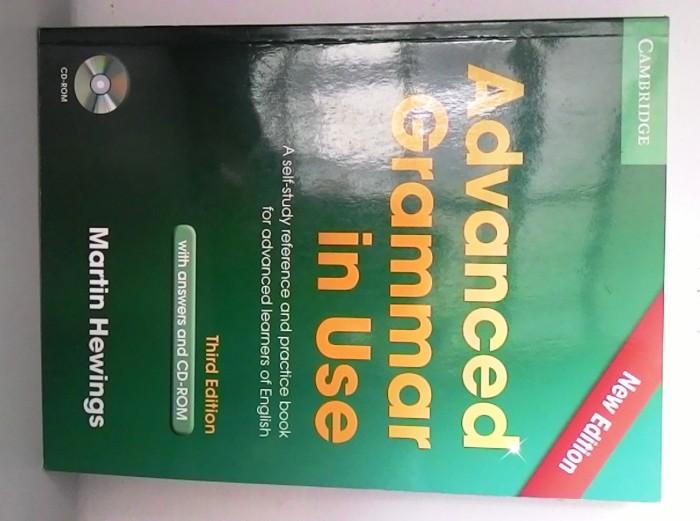harga Advanced grammar in use Tokopedia.com