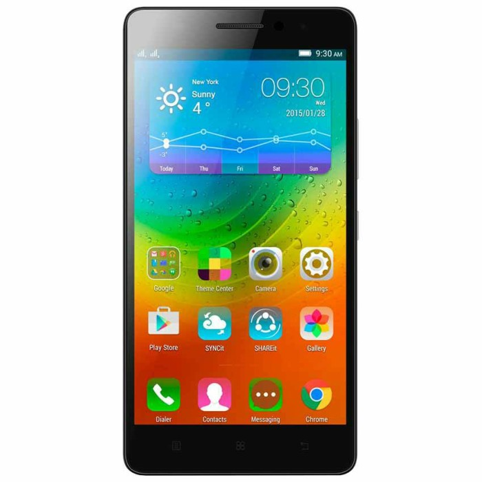 Handphone HP Lenovo A7000 Plus SE OctaCore RAM 2GB Internal 16GB