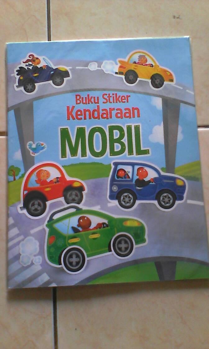 harga Buku stiker kendaraan mobil Tokopedia.com