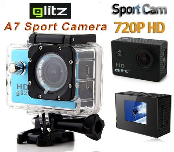 harga Sportcam glitz a7 wide lens hd720p Tokopedia.com