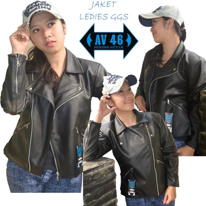 Jaket motor ledies ggs / jaket motor wanita / jaket motor cewek