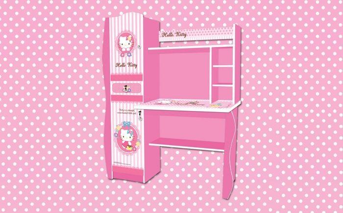 Jual Meja Belajar Anak Hello Kitty Sd Hk 9004 Sh Dki Jakarta Lti Shop Tokopedia