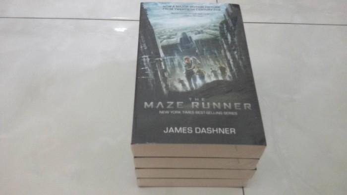 harga Novel the maze runner fullset Tokopedia.com