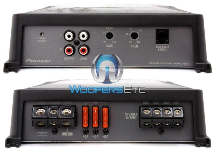 pioneer gm d8604. amplifier power pioneer gm d8604 4 chanel channel 4channel 4chanel gm