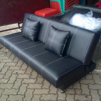 Jual Sofa Bed Sofabed Sofa Ruang Tamu Sofa Minimalis Sofa Hitam