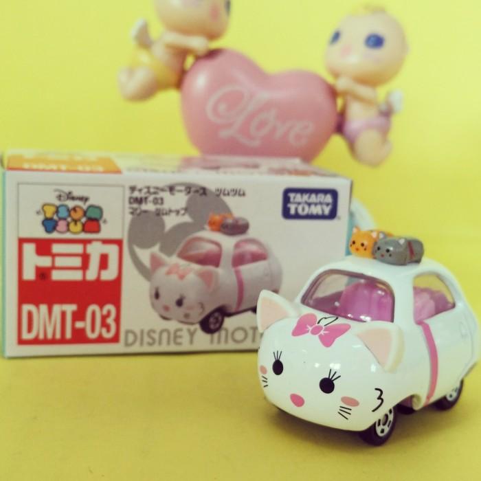 harga Tomica Disney Tsum Tsum Dmt 03 Marie Cat Tokopedia.com