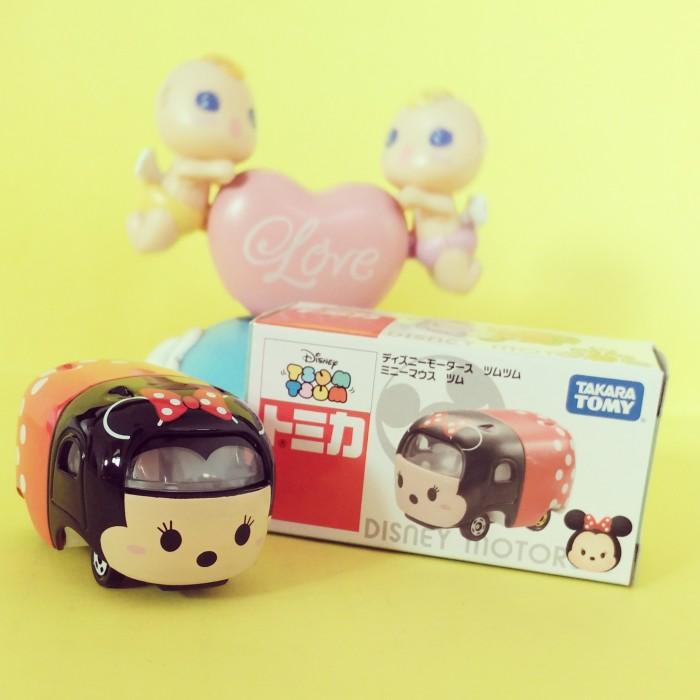 harga Tomica Disney Tsum Tsum Minnie Mouse Tokopedia.com