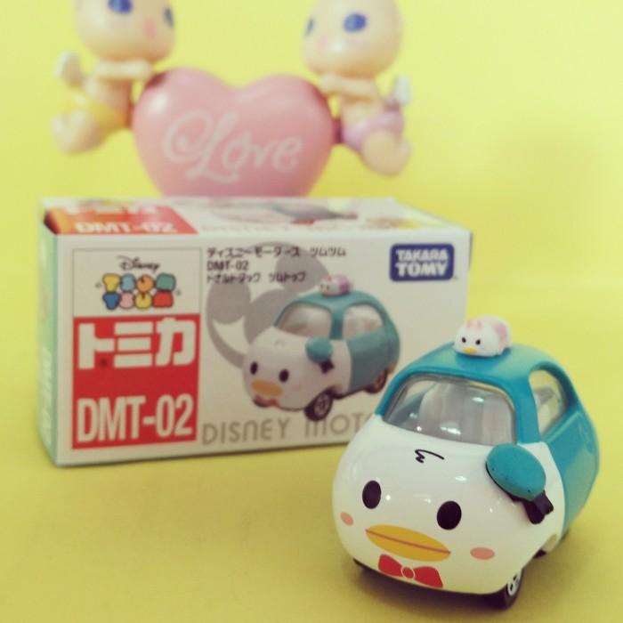 harga Tomica Disney Tsum Tsum Dmt 02 Donald Duck Tokopedia.com