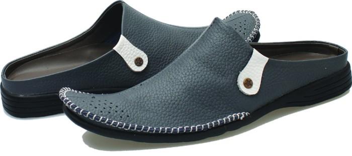 sepatu sandal pria kulit formal casual santai pesta gaya terbaru murah c6f0d75a0b