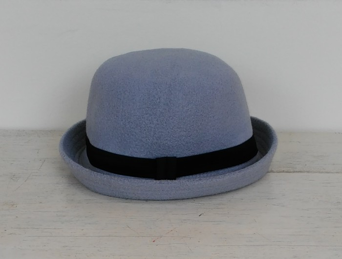 b59f421e81e Jual Topi Caplin Dewasa   Bowler Hat Charlie Chaplin Lokal - Abu ...