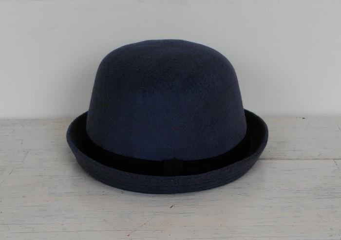 68221f1b5d5 Jual Topi Caplin Dewasa   Bowler Hat Charlie Chaplin Lokal - Abu Tua ...
