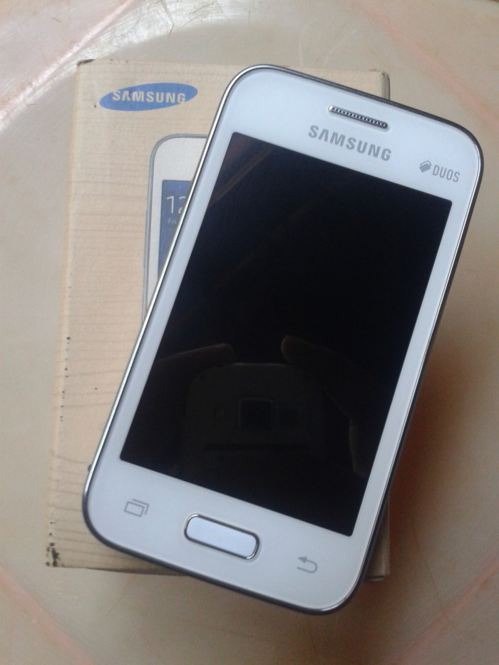 Jual Samsung Galaxy Young 2 Handphone Android Hp Seken Second Bekas