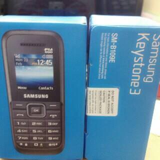 Jual Samsung Keystone 3 B109e Garansi Resmi Sein Dunia Gadget